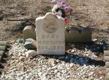 HAMELTON, BABY - Yavapai County, Arizona | BABY HAMELTON - Arizona Gravestone Photos