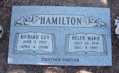 HAMILTON, HELEN MARIE - Yavapai County, Arizona | HELEN MARIE HAMILTON - Arizona Gravestone Photos