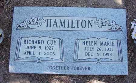 ANDERSON HAMILTON, H. - Yavapai County, Arizona | H. ANDERSON HAMILTON - Arizona Gravestone Photos