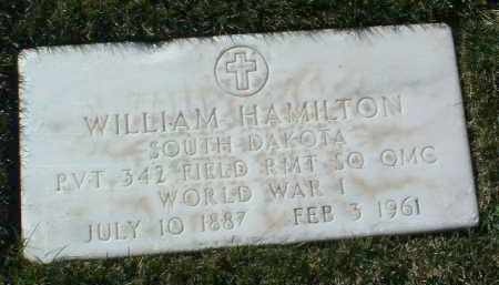 HAMILTON, WILLIAM - Yavapai County, Arizona | WILLIAM HAMILTON - Arizona Gravestone Photos