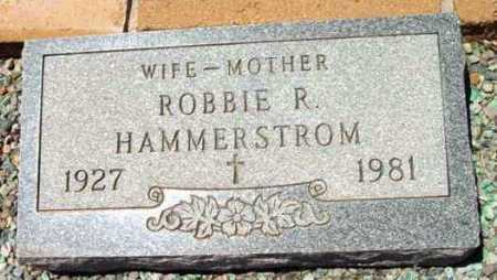 WAUGH HAMMERSTROM, R. - Yavapai County, Arizona | R. WAUGH HAMMERSTROM - Arizona Gravestone Photos