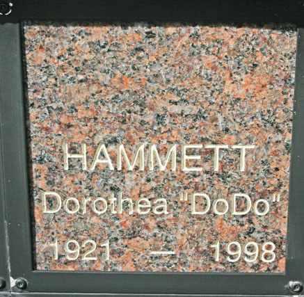 HAMMETT, DOROTHEA - Yavapai County, Arizona | DOROTHEA HAMMETT - Arizona Gravestone Photos
