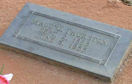 HANCE, MAUD URETTA - Yavapai County, Arizona | MAUD URETTA HANCE - Arizona Gravestone Photos