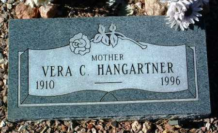HANGARTNER, VERA CHARLOTTE - Yavapai County, Arizona   VERA CHARLOTTE HANGARTNER - Arizona Gravestone Photos