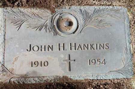HANKINS, JOHN HARLAN - Yavapai County, Arizona | JOHN HARLAN HANKINS - Arizona Gravestone Photos