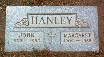 HANLEY, MARGARET ROSE - Yavapai County, Arizona | MARGARET ROSE HANLEY - Arizona Gravestone Photos