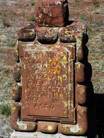 HANNIGAN, OWEN - Yavapai County, Arizona | OWEN HANNIGAN - Arizona Gravestone Photos