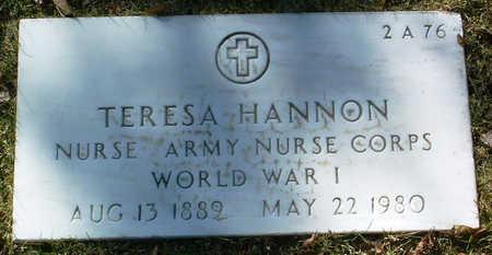GARMON HANNON, TERESA I. - Yavapai County, Arizona | TERESA I. GARMON HANNON - Arizona Gravestone Photos