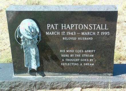 HAPTONSTALL, PAT - Yavapai County, Arizona | PAT HAPTONSTALL - Arizona Gravestone Photos