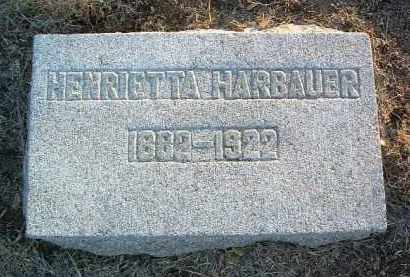 HARTMANN HARBAUER, H. - Yavapai County, Arizona | H. HARTMANN HARBAUER - Arizona Gravestone Photos