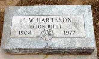 HARBESON, LYMAN WILLIAM - Yavapai County, Arizona | LYMAN WILLIAM HARBESON - Arizona Gravestone Photos