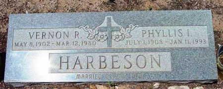 HARBESON, VERNON RAY - Yavapai County, Arizona | VERNON RAY HARBESON - Arizona Gravestone Photos