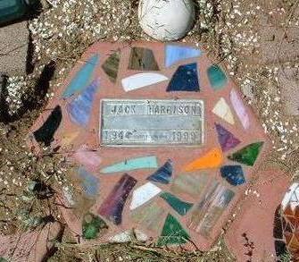 HARBISON, JACK LEE - Yavapai County, Arizona   JACK LEE HARBISON - Arizona Gravestone Photos