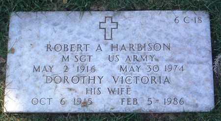 HARBISON, DOROTHY VICTORIA - Yavapai County, Arizona | DOROTHY VICTORIA HARBISON - Arizona Gravestone Photos