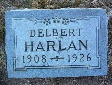 HARLAN, DELBERT - Yavapai County, Arizona   DELBERT HARLAN - Arizona Gravestone Photos
