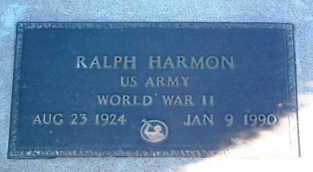 HARMON, RALPH - Yavapai County, Arizona | RALPH HARMON - Arizona Gravestone Photos