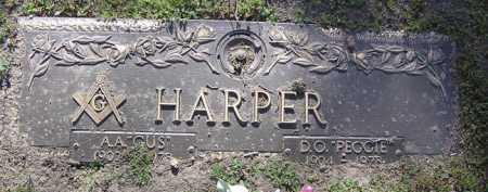 MACMILLIAN HARPER, DOLA - Yavapai County, Arizona | DOLA MACMILLIAN HARPER - Arizona Gravestone Photos