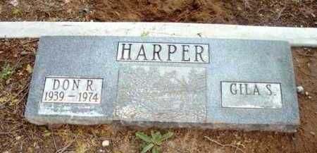 HARPER, GILA S. - Yavapai County, Arizona | GILA S. HARPER - Arizona Gravestone Photos