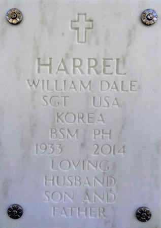 HARRELL, WILLIAM DALE - Yavapai County, Arizona | WILLIAM DALE HARRELL - Arizona Gravestone Photos