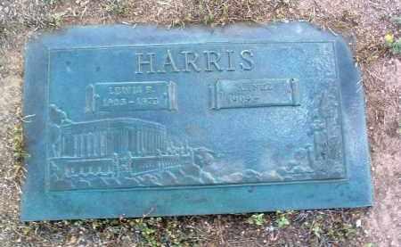 HARRIS, AUDREY INEZ - Yavapai County, Arizona | AUDREY INEZ HARRIS - Arizona Gravestone Photos