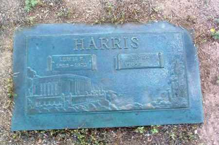 HARRIS, LEWIS EDWARD - Yavapai County, Arizona | LEWIS EDWARD HARRIS - Arizona Gravestone Photos