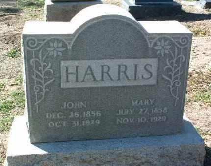 HARRIS, MARY C. - Yavapai County, Arizona | MARY C. HARRIS - Arizona Gravestone Photos