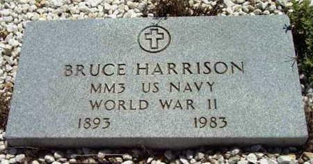 HARRISON, BRUCE - Yavapai County, Arizona   BRUCE HARRISON - Arizona Gravestone Photos