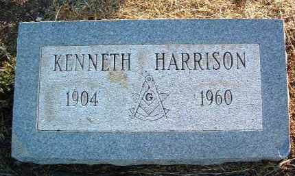HARRISON, KENNETH C. - Yavapai County, Arizona | KENNETH C. HARRISON - Arizona Gravestone Photos