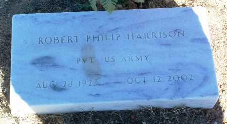 HARRISON, ROBERT PHILIP - Yavapai County, Arizona | ROBERT PHILIP HARRISON - Arizona Gravestone Photos