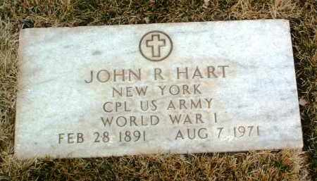 HART, JOHN R. - Yavapai County, Arizona   JOHN R. HART - Arizona Gravestone Photos