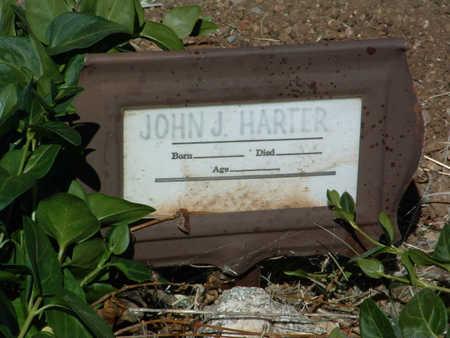 HARTER, JOHN JOYCE - Yavapai County, Arizona | JOHN JOYCE HARTER - Arizona Gravestone Photos