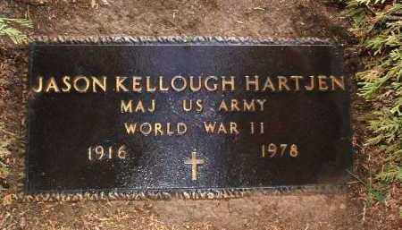 HARTJEN, JASON KELLOUGH - Yavapai County, Arizona | JASON KELLOUGH HARTJEN - Arizona Gravestone Photos
