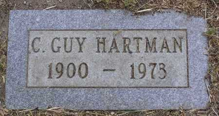 HARTMAN, CHARLES GUY - Yavapai County, Arizona | CHARLES GUY HARTMAN - Arizona Gravestone Photos