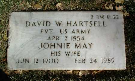 HARTSELL, JOHNIE MAY - Yavapai County, Arizona | JOHNIE MAY HARTSELL - Arizona Gravestone Photos