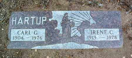 HARTUP, IRENE C. - Yavapai County, Arizona | IRENE C. HARTUP - Arizona Gravestone Photos