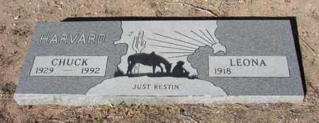 HARVARD, CHARLES OLIVER (CHUCK) - Yavapai County, Arizona | CHARLES OLIVER (CHUCK) HARVARD - Arizona Gravestone Photos