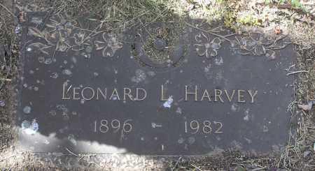 HARVEY, LEONARD LEE - Yavapai County, Arizona | LEONARD LEE HARVEY - Arizona Gravestone Photos