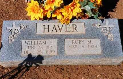 HAVRE, WILLIAM HEAVY - Yavapai County, Arizona | WILLIAM HEAVY HAVRE - Arizona Gravestone Photos