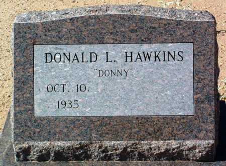 HAWKINS, DONALD L. - Yavapai County, Arizona | DONALD L. HAWKINS - Arizona Gravestone Photos