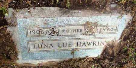HAWKINS, LONA LUE - Yavapai County, Arizona | LONA LUE HAWKINS - Arizona Gravestone Photos