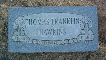 HAWKINS, THOMAS FRANKLIN - Yavapai County, Arizona | THOMAS FRANKLIN HAWKINS - Arizona Gravestone Photos