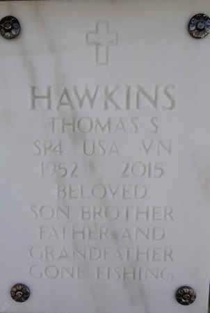 HAWKINS, THOMAS STEWART - Yavapai County, Arizona | THOMAS STEWART HAWKINS - Arizona Gravestone Photos