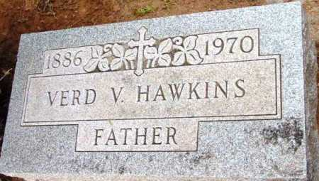 HAWKINS, VERD V. - Yavapai County, Arizona | VERD V. HAWKINS - Arizona Gravestone Photos
