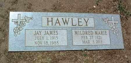 HAWLEY, MILDRED MARIE - Yavapai County, Arizona | MILDRED MARIE HAWLEY - Arizona Gravestone Photos