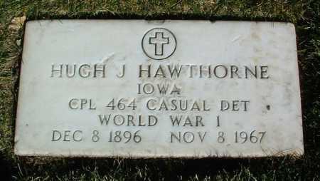 HAWTHORNE, HUGH J. - Yavapai County, Arizona | HUGH J. HAWTHORNE - Arizona Gravestone Photos