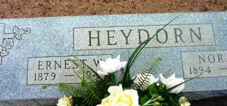 HEYDORN, NORA FRANCES - Yavapai County, Arizona | NORA FRANCES HEYDORN - Arizona Gravestone Photos