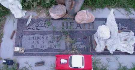 HEATH, SHELDON E. (SKIP) - Yavapai County, Arizona | SHELDON E. (SKIP) HEATH - Arizona Gravestone Photos