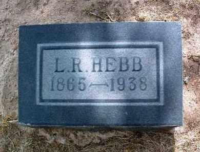 HEBB, LAWSON ROCHESTER - Yavapai County, Arizona   LAWSON ROCHESTER HEBB - Arizona Gravestone Photos
