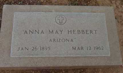 MCMURREN HEBBERT, A. - Yavapai County, Arizona | A. MCMURREN HEBBERT - Arizona Gravestone Photos