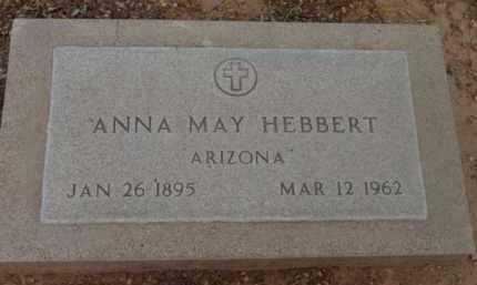 HEBBERT, ANNA MAY - Yavapai County, Arizona | ANNA MAY HEBBERT - Arizona Gravestone Photos